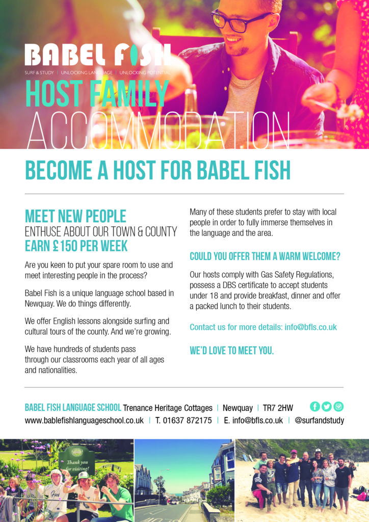 Babel Fish Host Family A5